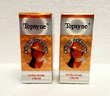 2pc Topsyne High Quality Natural Extract Collagen M Cream 10g