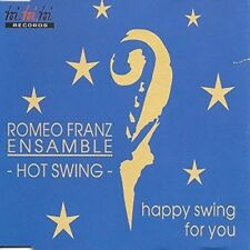 Romeo Franz Ensemble Happy swing for you (2 tracks, 1993)  [Maxi-CD]