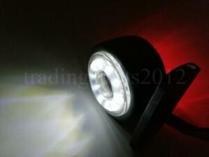 2x 24V LED Side Marker Lights Rotating / Spinning / Running Lamp Iveco Scania
