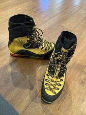 La Sportiva Nepal Evo Mountaineering Boots Size 45 / 11.5 Us