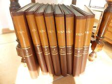 Enzyklopädie FAUNA: Das große Buch über das Leben der Tiere, Leder