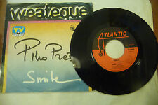 "PINO PRESTI"" SMILE/L'ESTATE DI LAURA-disco 45 giri ATLANTIC It 75"" ITALO DISCO"