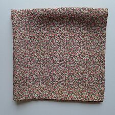 Pepper Liberty of London silk pocket square