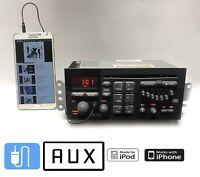 Clarion AM-FM Radio Split Center Bass Treble Fade Balance Control 012-4635-00