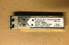Finisar FTRJ-8519-3 SFP with No Lever HP J4858A 1000Base-SX Module - See Images