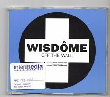 (IY824) Wisdome, Off The Wall - 2000 CD