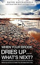 When Your Brook Dries up What's Next? : A Biblical Perspective on How to...