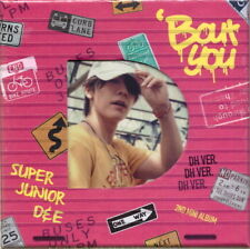 Super Junior D&E - Bout You (Donghae Version) [New CD] Asia - Import