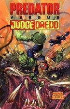 Predator vs. Judge Dredd