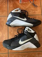 Nike Hyperdunk 2k7 2007 Kobe Basketball Zoom Air Team Shoes Black Lakers NBA