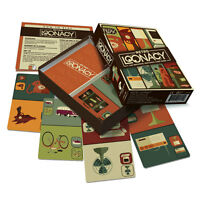 Retro Loonacy Family Matching Card Game Looney Labs (Makers of Fluxx) Lunacy