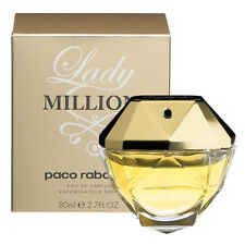 Paco Rabanne Lady Million 80ml EDP Spray Retail Boxed Sealed