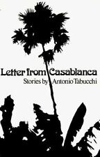 Letter from Casablanca by Antonio Tabucchi