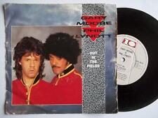 "GARY MOORE & PHIL LYNOTT Out In The Fields  U.K. 1985 12"" Vinyl EX-"