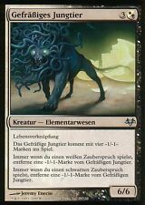 Gefräßiges joven animal/Voracious Hatchling | PL | Eventide | ger | Magic mtg