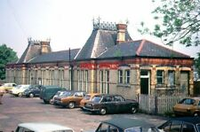 PHOTO  THE GWR STATION BUILDING AT STOURBRIDGE TOWN SOON TO BE DEMOLISHED WHEN T