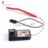 FlySky FS-R6B 2.4Ghz 6CH Receiver for TH9X FS-CT6B FS-T6 TX US 0G7B Transmitter
