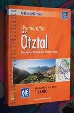 Wanderatlas ÖTZTAL (Tirol) - Die schönsten Wandertouren # Hikeline - Esterbauer