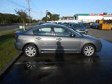 2007 Mazda BK 1 Series Mazda3 1 x Factory Mag Wheel S/N# V7048 BK1443-6