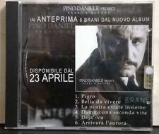 PINO DANIELE PROJECT PASSI D'AUTORE ANTEPRIMA ASCOLTO  6 BRANI PROMO 2004