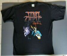 JIMI HENDRIX original 1996 WINTERLAND t shirt double sided soulful PSYCHADELIC