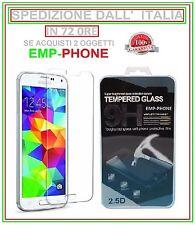 Pellicola Vetro Temperato Samsung Galaxy S5 G900 I9600 Protezione Schermo Lcd