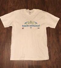 Team Ethanol Rahal Letterman Vintage Indy Car Racing Tee Shirt Mens Medium NEW