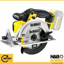 Dewalt DCS391N 18v XR li-ion body cordless 165mm circular saw **