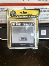 WOODLAND SCENICS SCENE DETAILS GAZEBO KIT HO SCALE gauge wedding 1:87 WDS236 NEW