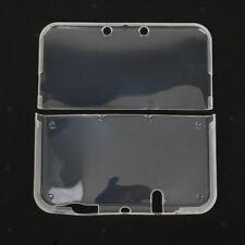 Blanco Suave Funda Protectora TPU clara Piel Cubierta Para Nuevo Nintendo 3DS LL/XL