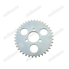 38 T T8F Rear Chain Sprocket 43cc 49cc Mini Moto Pocket Bike ATV Scooter Goped