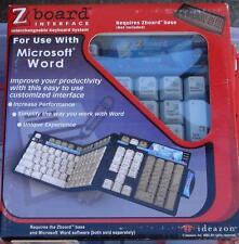 Ideazon / SteelSeries ZBoard Microsoft Word Keyset -BRAND NEW IN PACKAGE