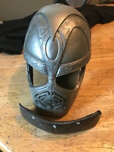 STARGATE SG-1 ORI warriors helmet HELMET 1:1 prop Replica raw b cast