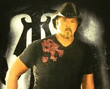 TRACE ADKINS concert 2XL tee Intimate Evening T shirt 2012 Songs & Stories XXL