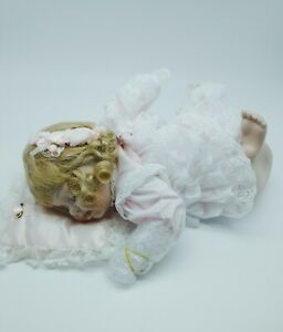 Vintage Artmark Porcelain Doll - Debutante Dolls By May Chu - Jennifer...