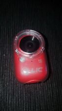 Liquid Image XSC-727 Ego Camcorder - Red