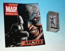 Bullseye Statue Marvel Classic Collection Die-Cast Figurine Daredevil New #49