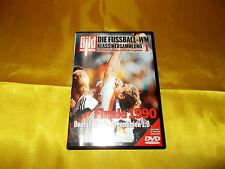 Fussball WM Finale 1990 Deutschland - Argentinien 1:0 DVD
