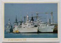 Portsmouth Naval Dockyard Hampshire Postcard (P264)