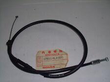 CAVO APERTURA GAS HONDA CB450 S CB450S 1986 1988