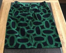 EYE CATCHING PATTERNED BODEN SKIRT SIZE 6 REAGULAR BARELY WORN GREAT CONDOTION