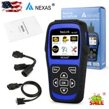 Car Heavy Duty Truck Diesel Diagnostic Scan Tool DPF Oil Reset ABS Code Reader