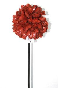 24 x ARTIFICIAL FLOWERS Wild Chrysanthemum Terracotta F001788 by POZY My Ref 4