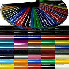 23,02€/m² 3M 1080 Glanz Folie Gloss Autofolie Car Wrapping Wrap Scotchprint