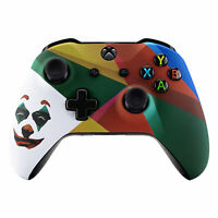 Custom New Joker 2019 Faceplate Sott Touch Top Shell for Xbox One S X Controller