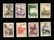CHINA 1954 Economic Development Set SC#214-221 MNH