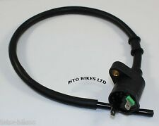 IGNITION COIL C/W HT SPARK PLUG LEAD FOR GILERA DNA 125
