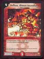 Duel Masters n° 78/110 - Hellion, démon incendiaire