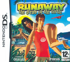 Videogame Runaway - The Dream of the Turtle NDS