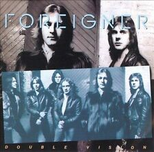 Double Vision by Foreigner (CD, Sep-1995, Atlantic (Label) SUPER SERIES 7.99